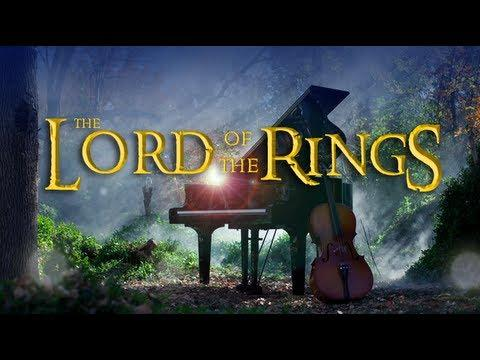 ThePianoGuys - Lord of The Rings - The Hobbit (Piano/Cello Cover)