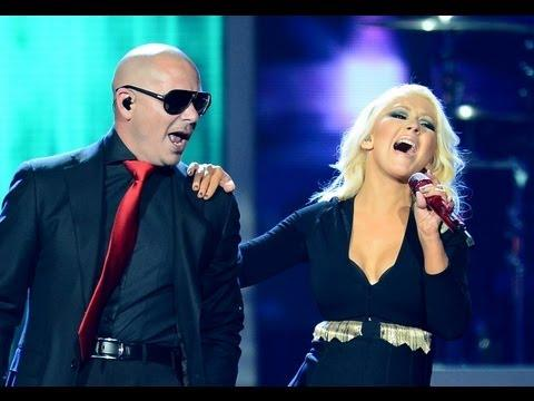 Clevvermusic - Pitbull&Christina Aguilera SHOCKING