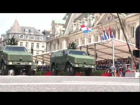 Wort Luxemburg - De Lëtzebuerger Nationalfeierdag 2012