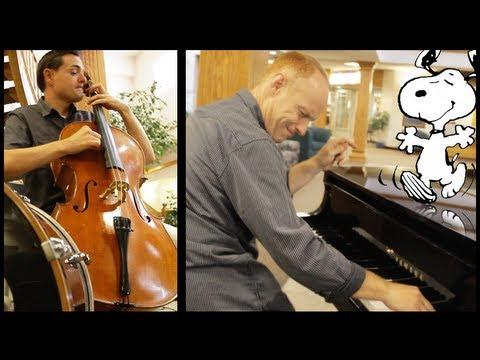 Charlie Brown Medley - Linus and Lucy - Jon Schmidt & Steven Sharp Nelson (Guaraldi cover)