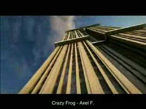 crazy frog - crazy frog