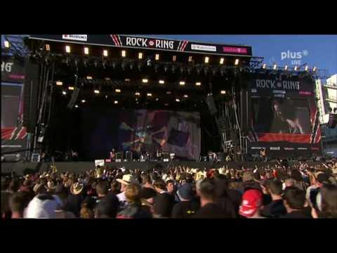 Slash & Myles Kennedy - Paradise City [HD]- Live @ Rock am Ring 2010