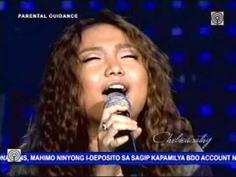 Charice - Pempengco Singing