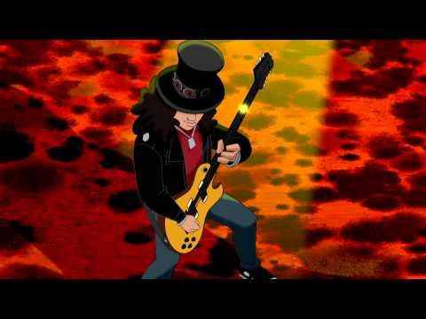 Cast - Kick It Up A Notch-ft.Phineas and Ferb, Slash
