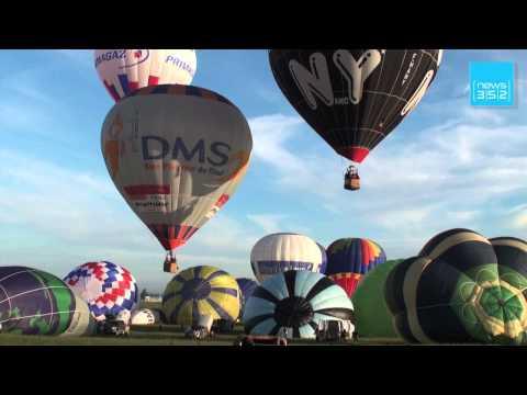 Lorraine  Mondial Air Ballons - Edition 2011