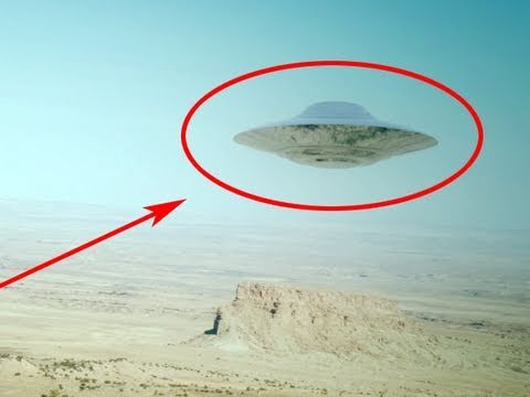 UFO - Real UFO Sighting!