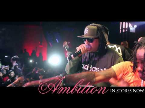 WALE - AMBITION CONCERT IN HIGHLINE BALLROOM NYC