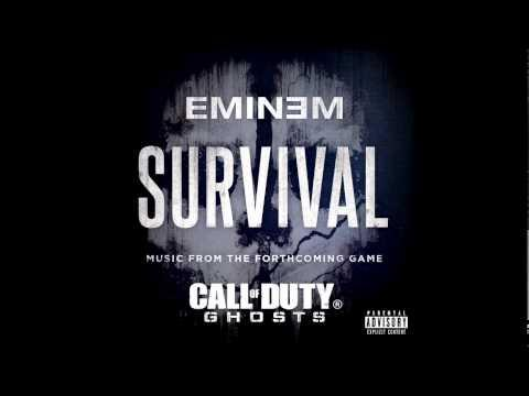 eminem - Survival (audio Only)