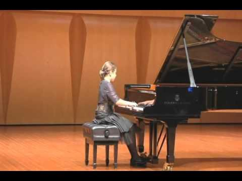 NAOMI DRUSKIC - 12 age, Chopin Competition Singapore,Nocturne B-minor,op.9 No 1