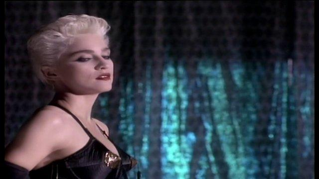 Madonna - Open Your Heart (Extended Mix & Manquin DJ Video Mix)
