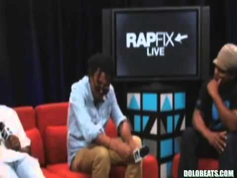 Lupe Fiasco - Sees Dead Friends, Breaks Down In Tears