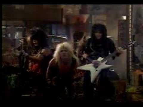 Motley Crue - Too Young To Fall In Love