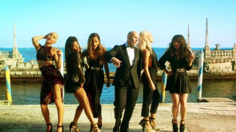 Pitbull ft. G.R.L. - Wild Wild Love
