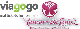 Viagogo Tomorrowland Festival in Boom Belgium