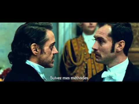 Sherlock Holmes - Jeu d'Ombres- F3 VOST