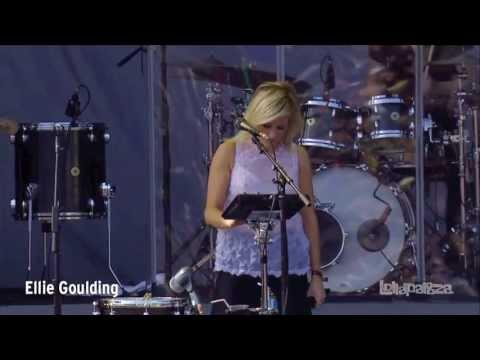 Ellie Goulding Lollapalooza 2013