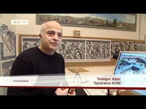Yadegar Asisi - Panorama Artist-euromaxx