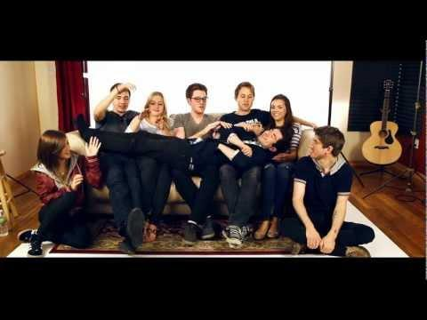 Alex Goot - One More Night - Alex Goot & Friends (7 Youtuber Collab!)