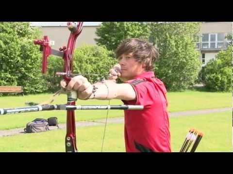 Jeff Henckel - mam Bou op d'Olympiad