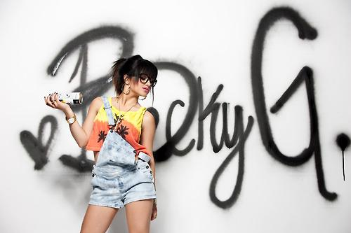 Becky G - Becky from The Block (Clip)