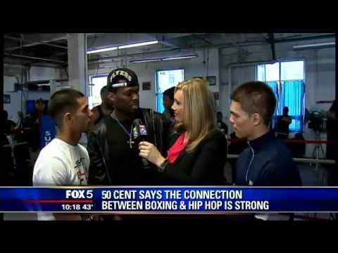 50cent - 50 Cent Says He Would Fight Flo Rida&speaks On Sms Boxing Promotions On Fox 5 Ny