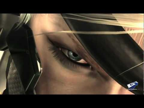 Metal Gear Rising - VGA 2011 Revengeance Exclusive Trailer