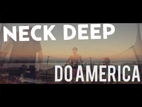 Neck Deep Do America - Episode Two: California
