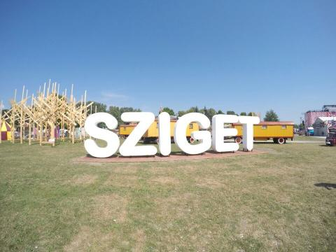 Sziget Festival 2015 LIVE