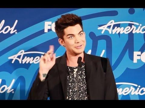 Clevvermusic - ADAM LAMBERT INTERVIEW-