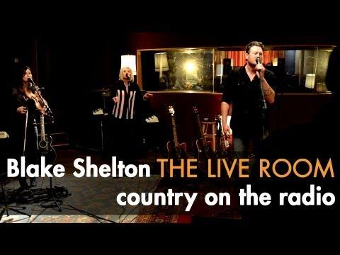 Blake Shelton - Country On The Radio