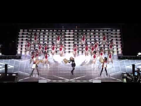 Madonna - Superbowl XLVI Halftime Show (HD)