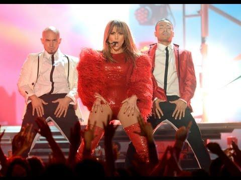 Clevvermusic - JENNIFER LOPEZ&PITBULL PERFORM SEXY