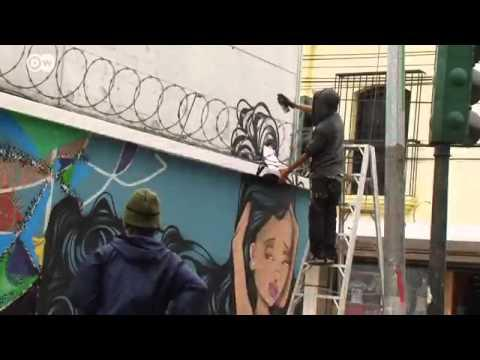 Jim Avignon - Street Art  in Latin America | Arts.21