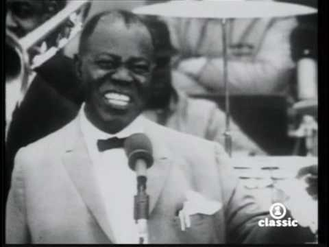 LOUIS ARMSTRONG - what wonderful world
