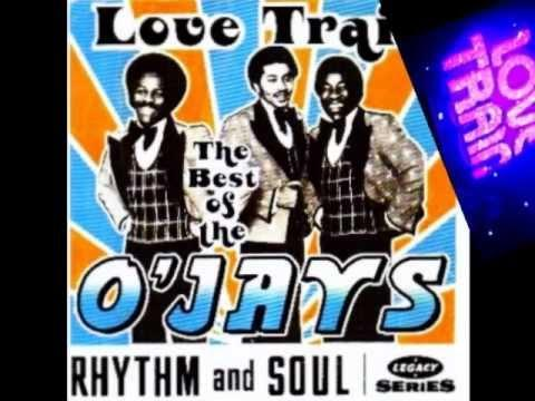 "Love Train [Original 12"" Version] - The O'Jays (1972)"