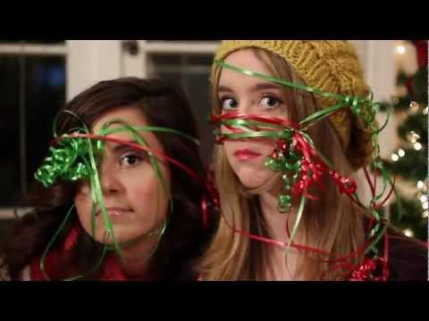 "Megan and Liz - ""It's Christmas Time"" Official Music Video"