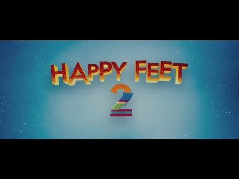 HAPPY FEET 2 - offizieller Trailer #4 deutsch HD