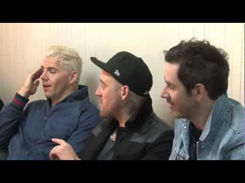 Lostprophets - Interview with Lostprophets at RAF ( Wort.lu )