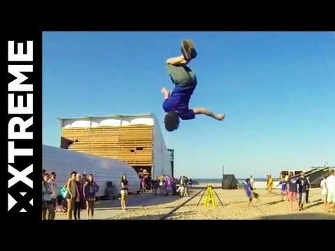 XTremeVideo - Alex - Epic Slackline Sessions