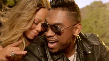 Mariah Carey - ft. Miguel - Beautiful (OFFICIAL VIDEO)