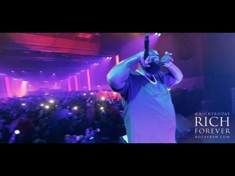 "RICK ROSS - RICH FOREVER"" EURO TOUR VLOG PART 4 - THE FINALE"