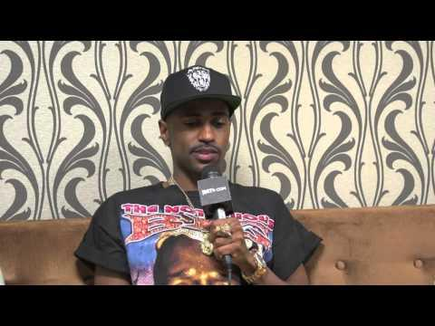 Big Sean - 106&park -  Talks Following His Heart