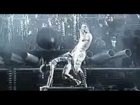Rammstein - Bück dich en vivo (inclinate)