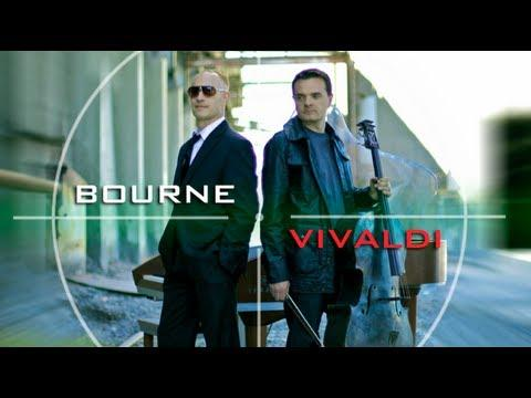 The Piano Guys - Bourne Vivaldi (Bourne Soundtrack/Vivaldi Double Cello Concerto)