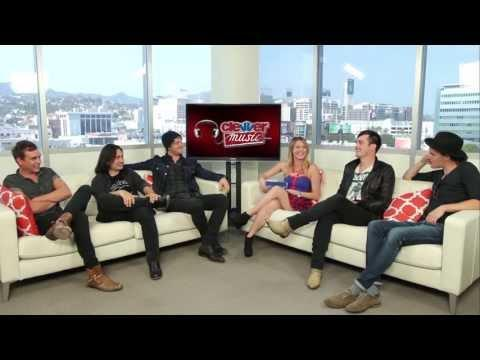 Clevvermusic - PARACHUTE BAND INTERVIEW- NEW SONG