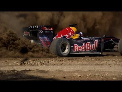 Red Bull Racing - Formula 1 comes to America! - Red Bull Racing takes first lap in Texas