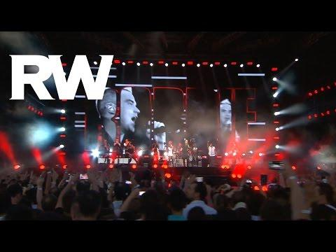Robbie Williams | Let Me Entertain You live in Bucharest | LMEY Tour 2015