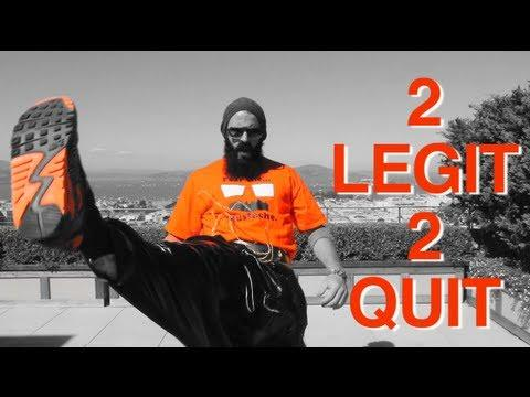 Ed Lee Is...2 LEGIT 2 QUIT - MC Hammer, Brian Wilson, will.i.am, Ashkon