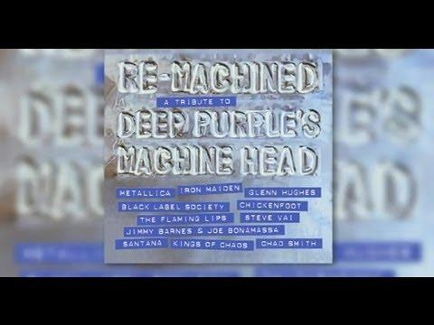 Machine Head 40th Anniversary Celebrations 2012 - Re-Machined A tribute to Deep Purple's Machine Hea