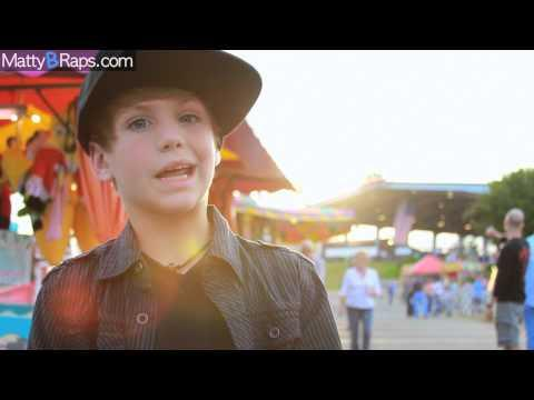 MattyBRaps - One Direction - Live While We're Young (Cover)